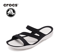 Женские Crocs Swiftwater Sandal black