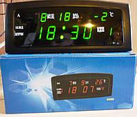 Часы CX 909 (Часы 909-1 - красные цифры, 909-2 - зеленые)