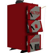 Твердотопливный котел длительного горения Альтеп CLASSIC 12 кВт (механика), фото 2