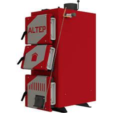Твердопаливний котел тривалого горіння CLASSIC 30 кВт (механіка), фото 2