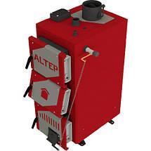 Твердопаливний котел тривалого горіння CLASSIC 30 кВт (механіка), фото 3