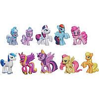 My Little Pony Набор май литл пони мини коллекция 10 штук