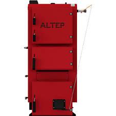 Твердотопливный котел длительного горения Альтеп DUO 31 кВт (механика), фото 2