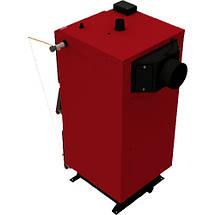 Твердотопливный котел длительного горения Альтеп DUO 25 кВт (механика), фото 2