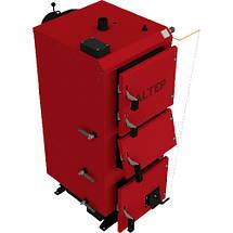 Твердотопливный котел длительного горения Альтеп DUO 25 кВт (механика), фото 3
