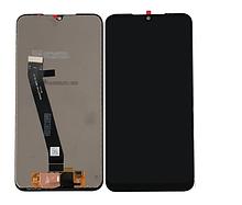 Дисплей Xiaomi Redmi 7 + сенсор чорний