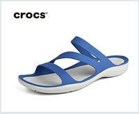 Женские Crocs Swiftwater Sandal blue