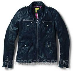 Оригинальная женская кожаная куртка Volkswagen Beetle Leather Jacket, Ladies (5C0084012274)