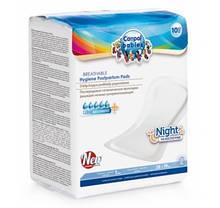 Прокладки послеродовые дышащие (на ночь) 10 шт. ТМ Canpol Babies