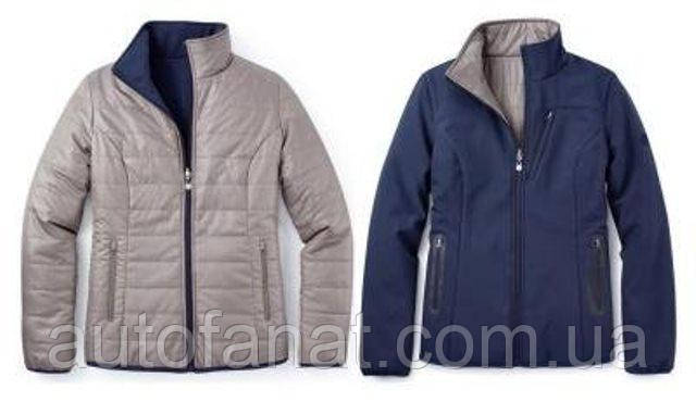 Оригинальная двусторонняя женская куртка Volkswagen Double Side Wind Jacket, Ladies (5TD084012530)