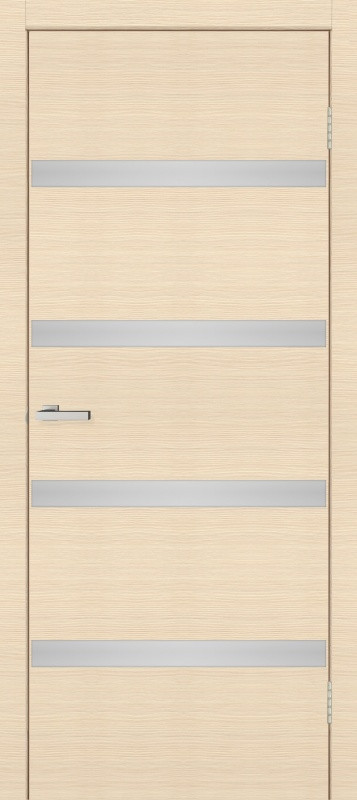 Двери Омис Зеркало 4.4. Полотно+коробка+ 1 к-т наличников, ПВХ