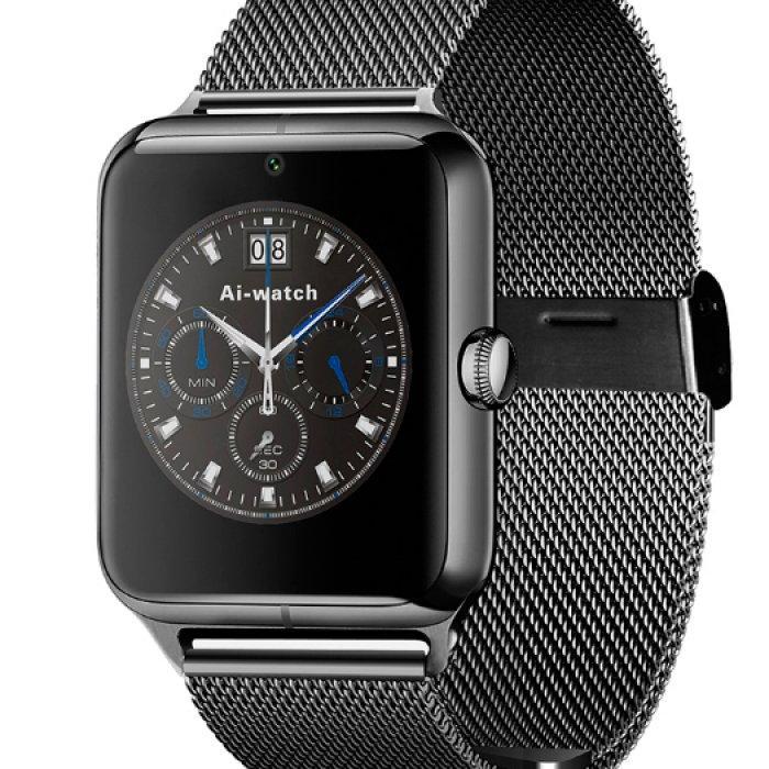 Умные часы UWatch Z60 (GT08 PRO) Black Оригинал + Гарантия!