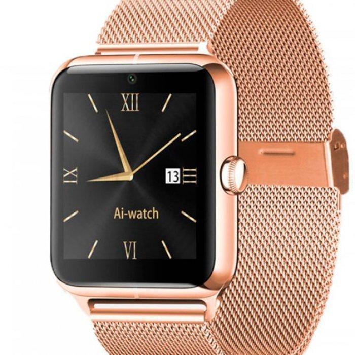 Умные часы UWatch Z60 (GT08 PRO) Gold Оригинал + Гарантия!