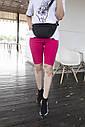 Велосипедки женские розовые бренд ТУР модель Джин (Jin) размер S,M,L, фото 3