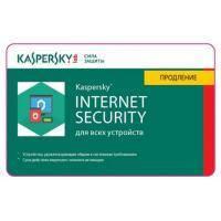 Антивирус Kaspersky Internet Security Multi-Device 1 ПК 2 year Renewal License (KL1939XCADR)