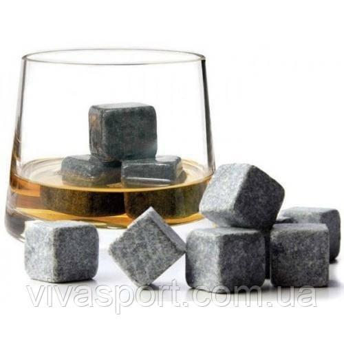 Камені для охолодження напоїв Whisky Stones Віскі Стоунс