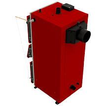 Твердопаливний котел тривалого горіння DUO UNI PLUS 21 кВт, фото 3