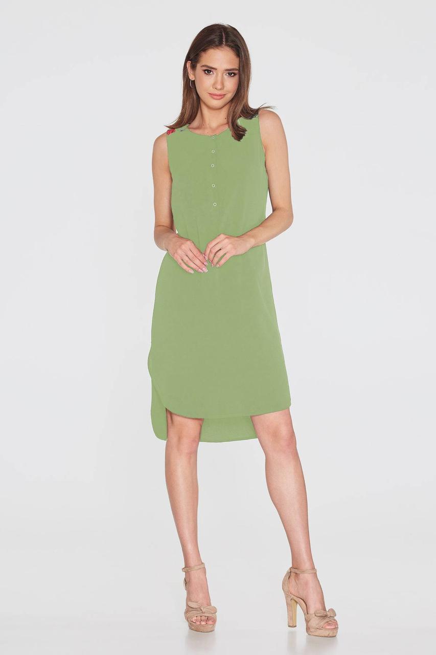 Платье NENKA 760-c02 XL Фисташковый