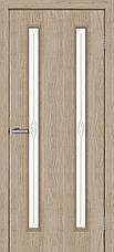 Двери Омис  Ника СС+КР. Полотно+коробка+2 к-та наличников+добор 100мм, ПВХ, фото 3