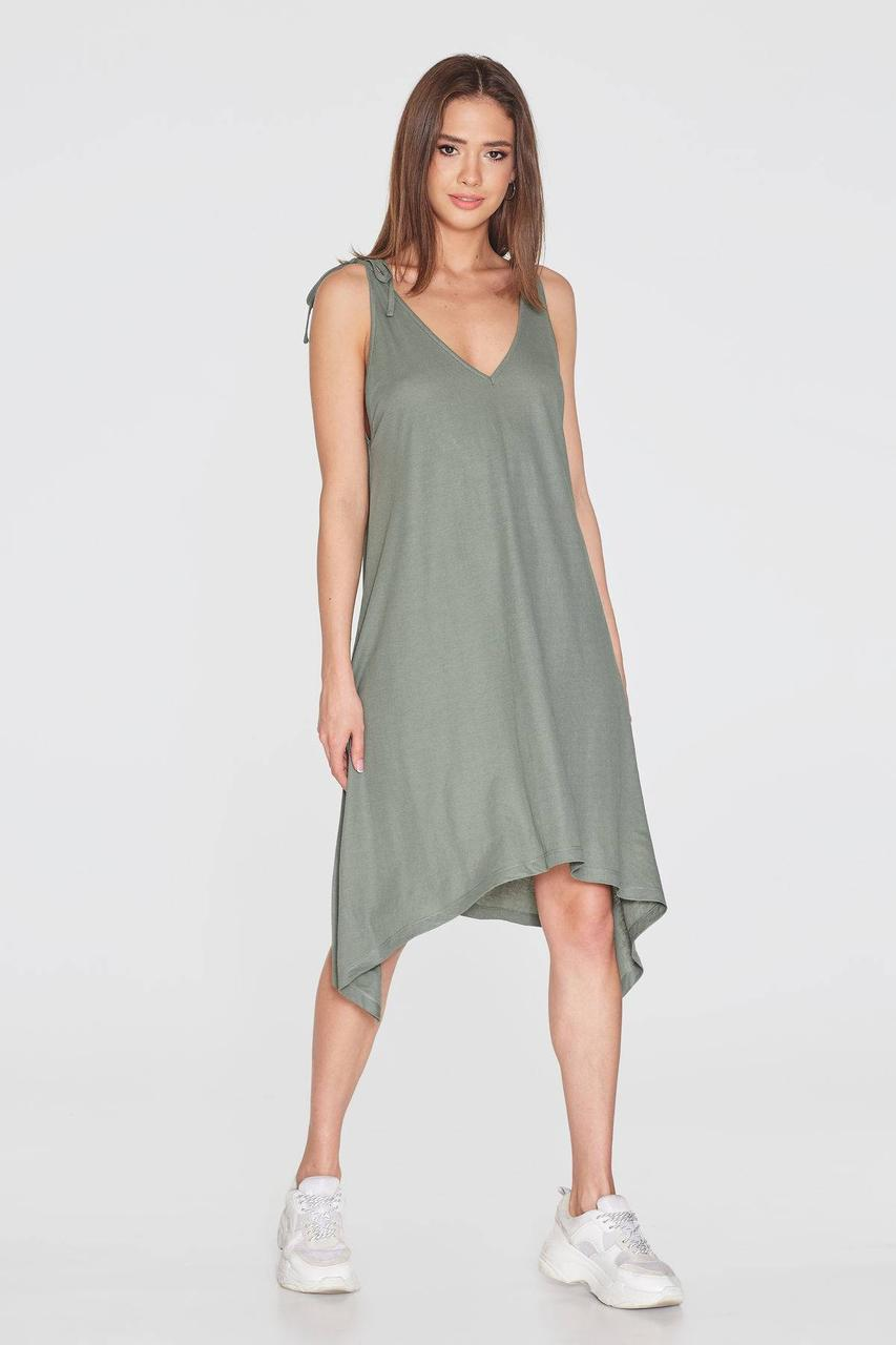 Платье NENKA 776-c01 LXL Хаки
