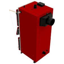 Твердотопливный котел длительного горения Альтеп DUO UNI PLUS 40 кВт, фото 2