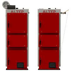 Твердотопливный котел длительного горения Альтеп DUO UNI PLUS 40 кВт, фото 3