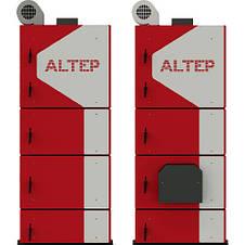 Твердотопливный котел длительного горения Альтеп DUO UNI PLUS 50 кВт, фото 2
