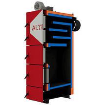 Твердотопливный котел длительного горения Альтеп DUO UNI PLUS 62 кВт, фото 3