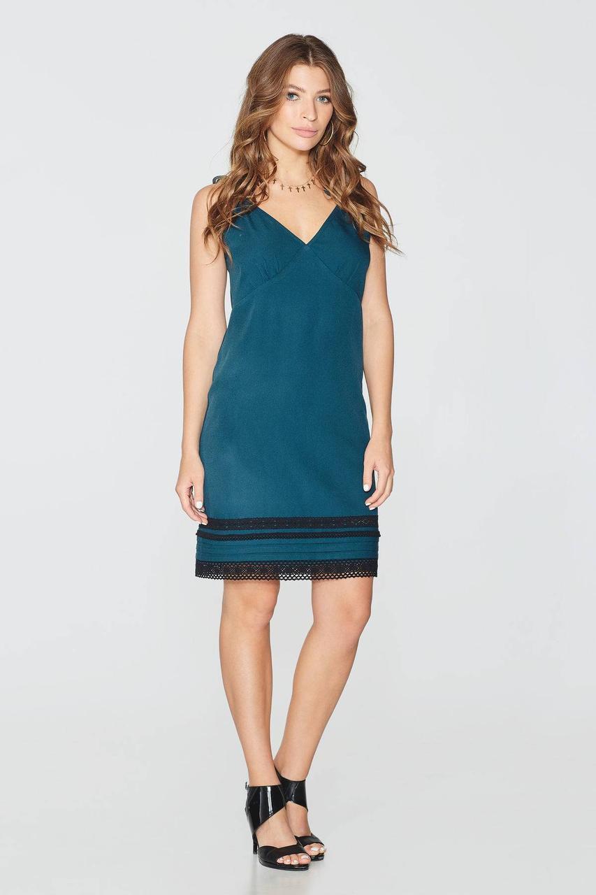 Платье NENKA 756-c01 L Зеленый