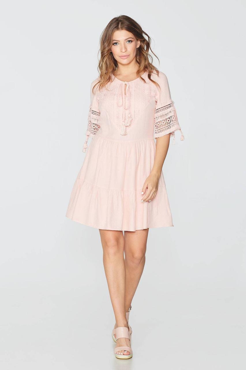 Платье NENKA 750-c01 M Персик