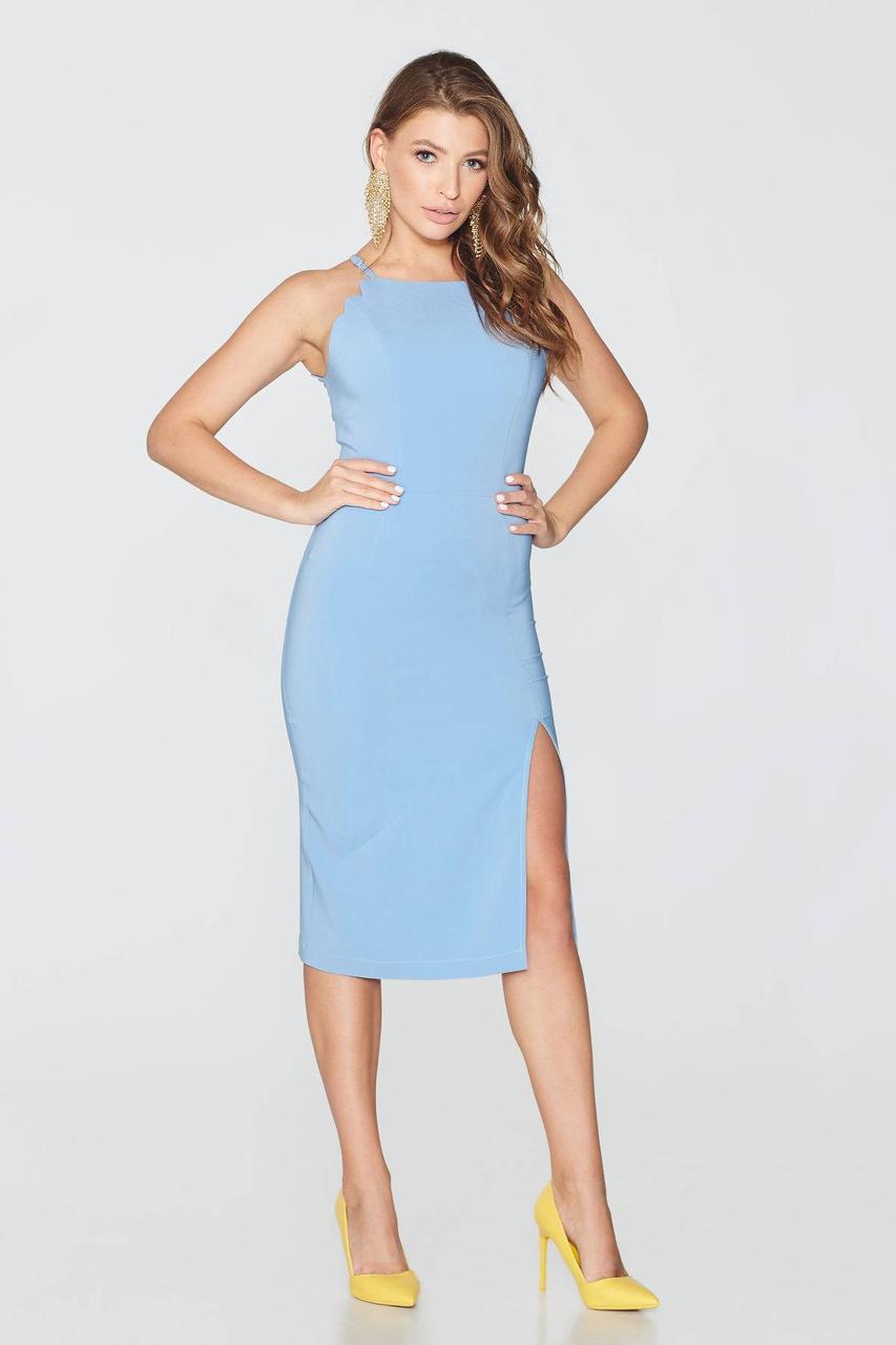 Платье NENKA 748-c02 L Голубой