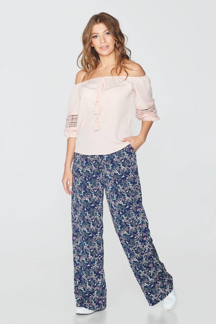 Блуза NENKA 743-c01 L Персик