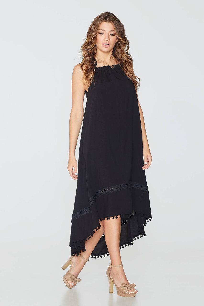 Платье NENKA 736-c01 M Чорний