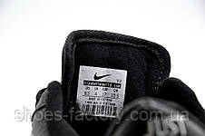 Женские кроссовки в стиле Nike Air Force 1, 2019 Just Do It Black\White, фото 2
