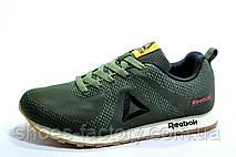 Кроссовки мужские в стиле Reebok Classic Runner Jacquard, Хаки\Green, фото 3
