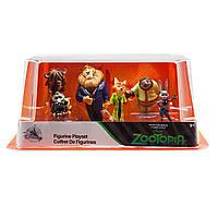 Набір фігурок Зоотрополіс Disney