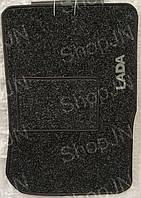 Ворсовые коврики ВАЗ 2108-2199, 2113- 2115 LADA  (андрацит), фото 1