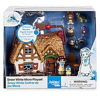 Набір фігурок будиночок Білосніжка Disney