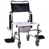 Кресло - каталка для душа и туалета OSD-JBS 367A с санитарным оснащением «JBS»