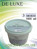 Цукрова паста de Luxe (Medium), 1000 гр.