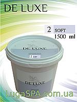 Цукрова паста de Luxe (Soft), 1500 гр.