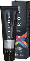 Пигмент прямого действия для волос XTRO Black Металлик