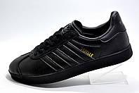 Мужские кроссовки в стиле Adidas Gazelle, Black\Черный