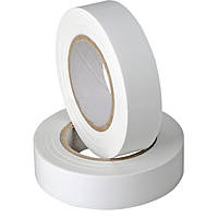 Изолента Ninja 0,15мм*18мм*10м (белая), диапазон рабочих температур: от - 10°С до + 80°С,  10 шт. в упаковке, цена за упак.