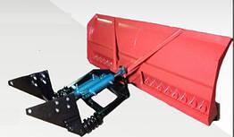Отвал снегоуборочный для тракторов: -Case, Claas, New Holland, John Deere, Fendt, Massey Ferguson механический