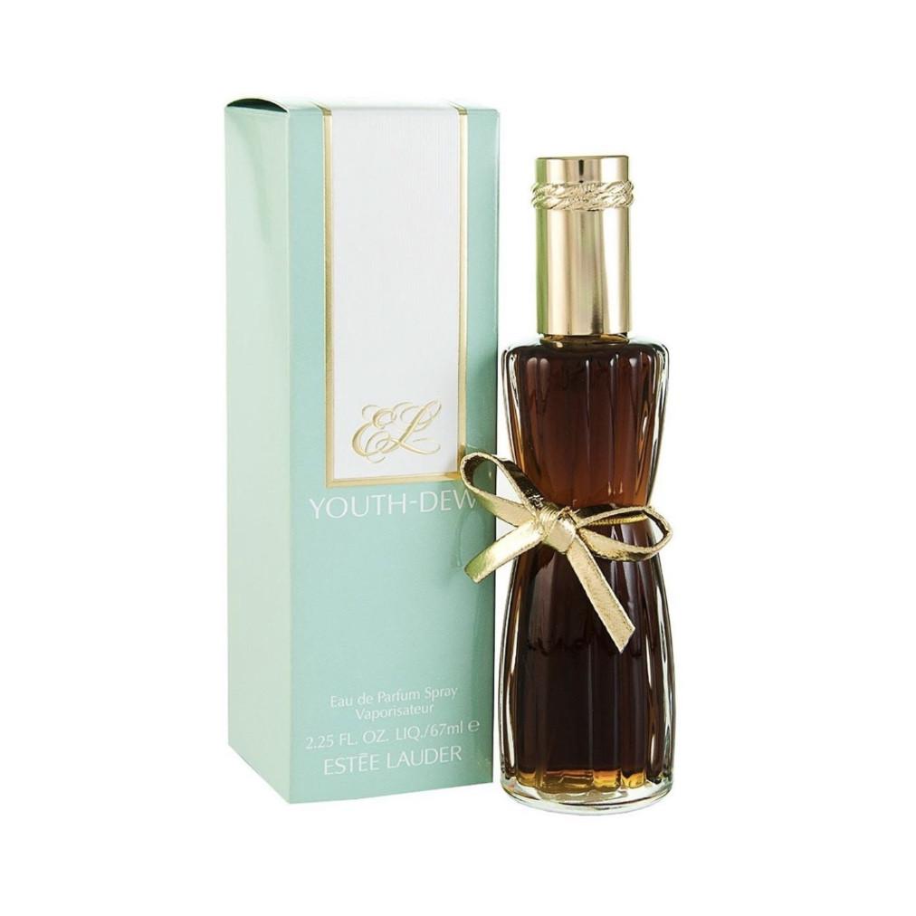 Оригінальні жіночі парфуми ESTEE LAUDER Youth-Dew 67ml парфумована вода ТЕСТЕР, пряний деревний аромат