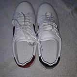 Кеды белые  Gucci, фото 3