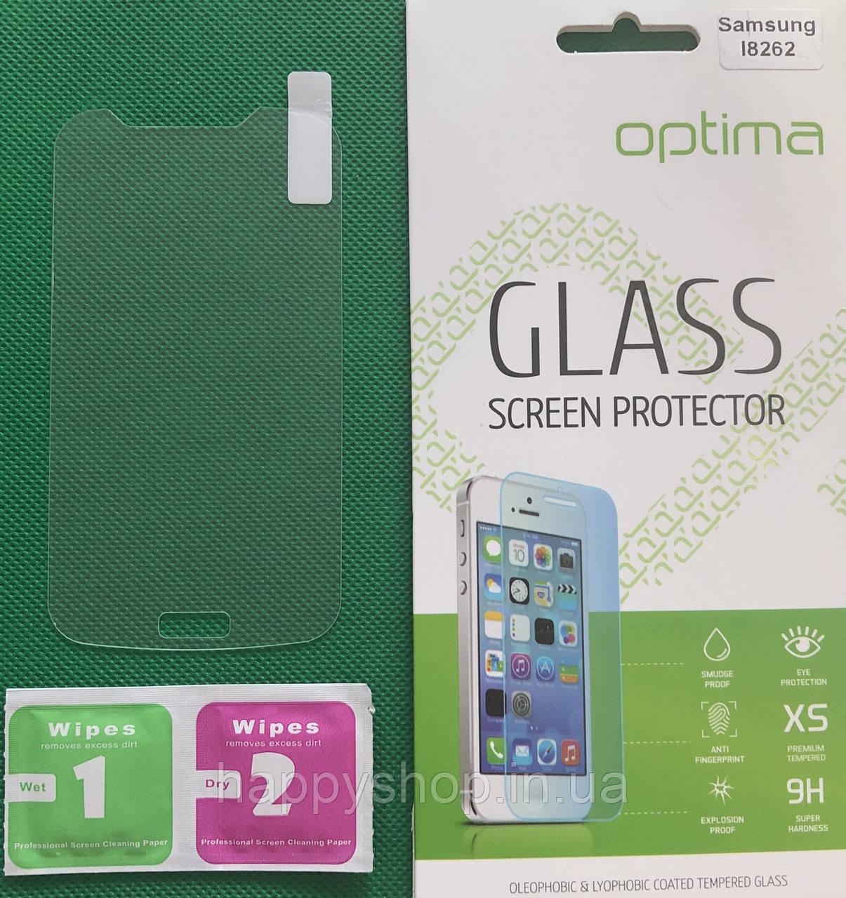 Защитное стекло Samsung Galaxy Core GT-I8262/I8260