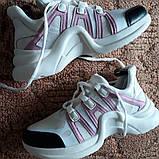 Кроссовки белые, фото 8