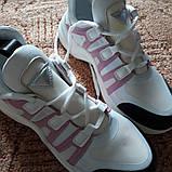 Кроссовки белые, фото 7